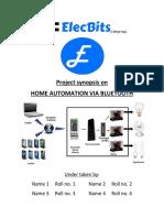 Elecbits_Home Automation via Bluetooth
