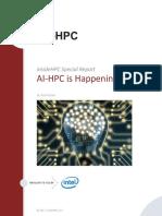 InsideHPC Report - AI-HPC is Happening Now