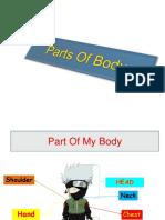 part of my body