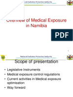 Medical Exposure Control Overview