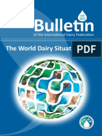 IDF-The World Dairy Situation 2013