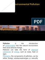 Air Pollution Chapter 4-1
