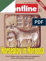 Horseplay at Harappa - Frontline
