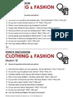 Fashion Discuss