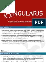 AngularJS- Superheroic JavaScript MVW Framework