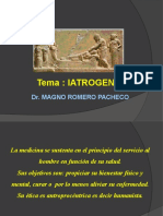 30 - Iatrogenia- Romero