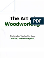 ArtofWoodworking 40 Projects