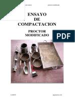 Informe n3 Compactacion Proctor Modificado