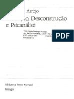 Arrojo - tradução desconstrução e psicanálise.pdf