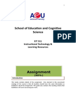 EIT311 Instructional Technology May2017 (60%)