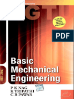 Basic Mechanical Engineering (Be 204) By Nag.pdf