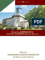 Monografie - Biserica Adormirea Maicii Domnului Din Dobreni