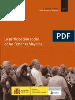 La Participacion Social de Las Personas Mayores