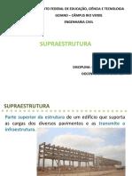 Aula 03 - Supraestrutura
