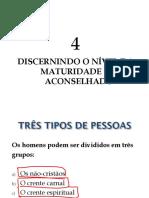 Aconselhamento Pastoral - Aula 04
