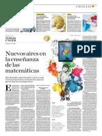 Nuevos Aires en La Enseñanza de Las Matemáticas