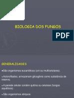 Biologia Dos Fungos