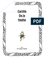 Cartilla HADITAS