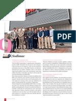 RSE- Reportaje Sodimac (noveno lugar, acreditación PLATA) Reportaje Revista Qué Pasa Ranking Nacional RSE PROhumana 2010