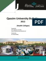 QU Bulletin 2012 - Health Colleges-Final.pdf