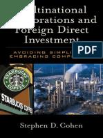 MNC & FDI Book.pdf