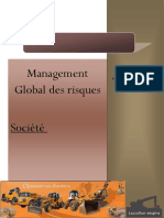 Projet Mgt Global Des Risque