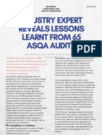 Industry Expert reveals lessons learnt from 65 ASQA Audits - Sukh Sandhu Interview