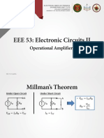 EEE 53 Lecture 16 OpAmps