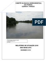 Cbh Pardo - 2016 - Ugrhi - 4 - Relatório Situação 2015-2016