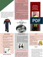 folleto mineria