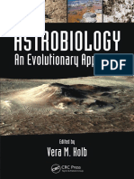Astrobiology an Evolutionary Approach by Vera M. Kolb