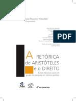 A Retórica De Aristóteles E O Direito - João Maurício Adeodato.pdf