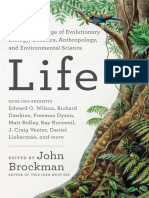 Brockman, John-Life_ the Leading Edge of Evolutionary Biology, Genetics, Anthropology, And Environmental Science-HarperCollins_Harper Perennial (2016)