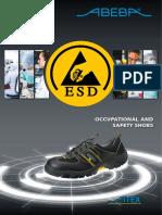 135983382 ESD Shoes Catalogue