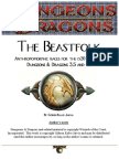 D&D the Beastfolk