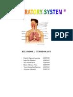 Makalah Anatomi Fisiologi Sistem Pernapasan