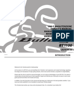 Yamaha Bt1100 Bulldog Um