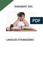 Enseignement Français