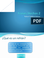 Frases Hechas 2