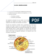 Tema i. Microbiología. Generalidades