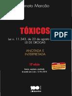 18 - Tóxicos - Lei n. 11.434-2006 - 10ª ed. (2015) - Interpretada e Anotada.pdf