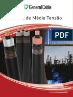 Catalogo Cabos de Media Tensao