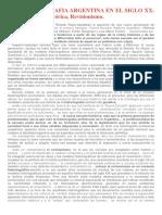 LA HISTORIOGRAFIA ARGENTINA EN EL SIGLO XX.docx