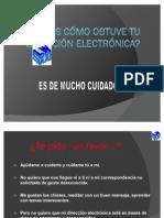 Ciber-Recomendaciones Para Evitar El Spam