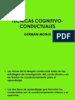 Tecnicas-Cognitivo-conductuales.ppt
