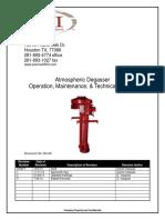 Degasser Manual DM-001 Rev3-ATM