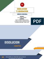 Disolución y Liquidación Final