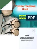 KP 6.3 (Protokol Sterilisasi klinik).pptx