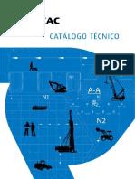 SCAC - Catálogo Tecnico Estacas