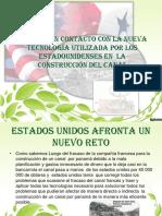 Tecnologia Estadounidende-canal de Panamá